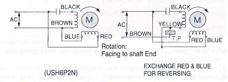 Item   Ush7pf10n  Ush Synchronous Motor  2