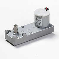 DME33 Series Motors with L Type Gearbox (DME33SL120A)