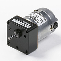 DME60 Series Motors with Gearbox 6DG (DME60S6HPB)