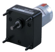 DMN37 6DG Series DC Brush Motors with Continuous Operation