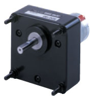 DMN37 8DG Series DC Brush Motors with Continuous Operation