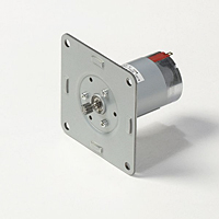 DMN37 8DGF Series DC Brush Motors with Continuous Operation (DMN37J8HFPB)