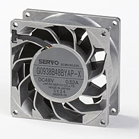 G0938B Series Brushless DC Fans 92X38 (G0938B48)