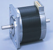 KA Series Motors with D-Cut Double Shaft Motors (Max. 1.8 Degree/Step) (KA60JM2-511)
