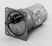 DME33 Series Motors with Gearbox 43G