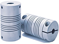 Helical MC Series Aluminum Couplings