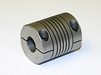 Helical W Series Stainless Steel Couplings (w7c25)