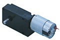 DMN29 A Series DC Brush Motors with Intermittent Operation